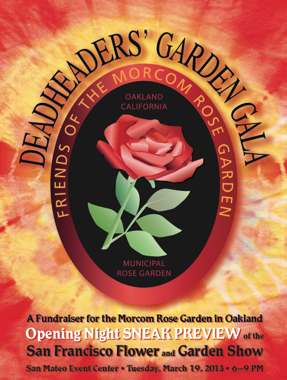 Deadheaders' Garden Gala Preview Party